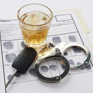 DUI law in Oregon.