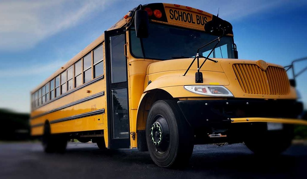 School Bus Driver Who Was Arrested for DUII