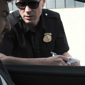 Officers Asking Random Questions at a Traffic Stop