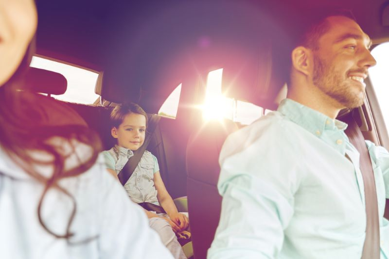 driving children while intoxicated